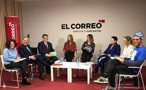 Los vídeos más destacados de los candidatos a la Alcaldía de Bilbao en el debate de EL CORREO