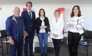 Las frases más destacadas de los cinco candidatos a la Alcaldía de Vitoria