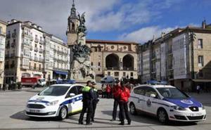 La Policía extrema la vigilancia y hará controles preventivos en el Buesa y en las calles de Vitoria