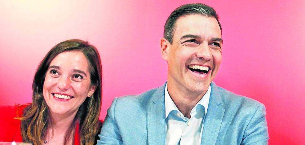 El Gobierno de Sánchez se vuelca con Gipuzkoa en la campaña vasca
