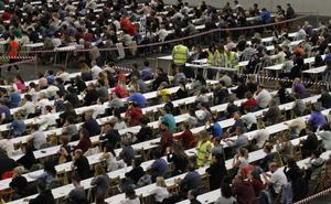 Los tribunales de las OPE de Osakidetza conocerán las preguntas solo dos horas antes