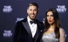 Sergio Ramos, bautizo preboda