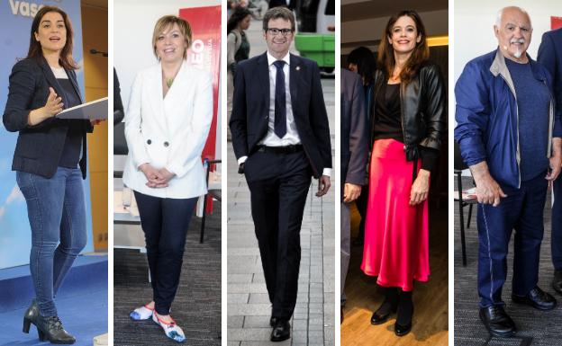 Pasamos revista a los 'looks' de los candidatos municipales