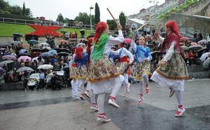 Más de 3.500 dantzaris tomarán Sestao este domingo