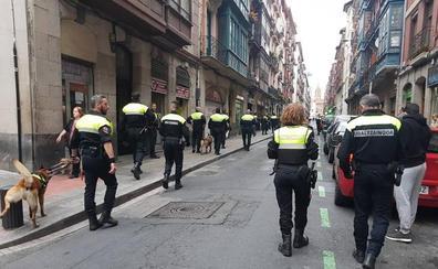 Una nueva trifulca en San Francisco moviliza a una decena de policías