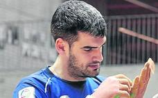 Joseba Ezkurdia: «Sé que tengo un partido muy difícil, pero de los que gusta jugar»