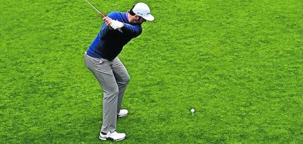 Sexteto vasco en el PGA Championship