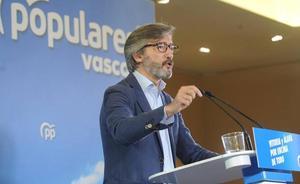 Oyarzábal propone rebajar el IRPF