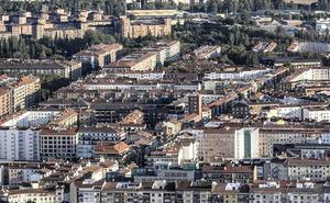 Los barrios vitorianos del 'voto infiel'