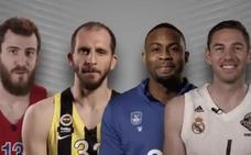 Eskerrik asko, zurito, marmitako... La Euroliga da clases de euskera a los jugadores