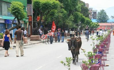 Aquel mayo de 2010 en Katmandú