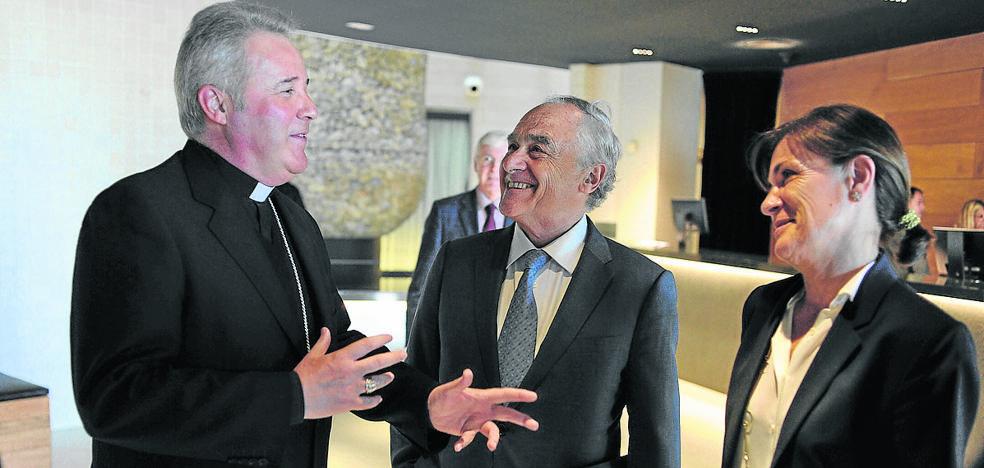 Iceta: «En Bilbao hubo 16 parroquias y hoy son 62, muchas»