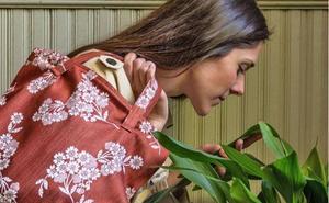 La firma 'made in Bolueta' que ha convertido en bolsos y mochilas las fundas de los colchones