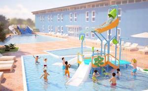 La Voz del Pueblo construirá una piscina exterior y dotará de juegos a la infantil