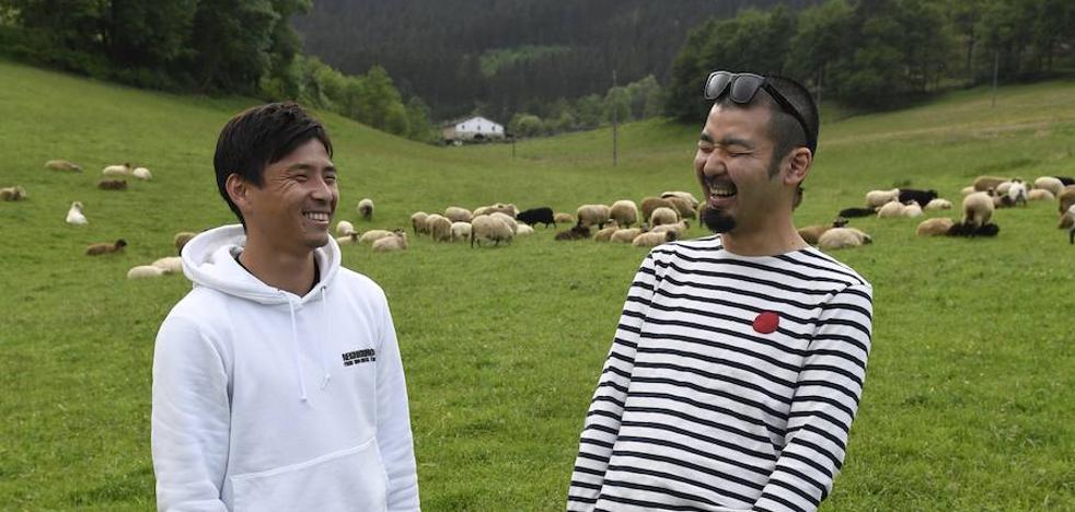 El cocinero japonés del futbolista japonés