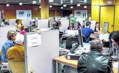 La recaudación de impuestos en Euskadi sigue a buen ritmo y aumenta el 2,93% hasta abril