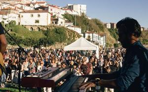 'San Miguel Getxo Music and Food' jaialdia, Algortako Portu Zaharrean, ekainaren 1ean eta 2an