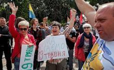 La ruptura de la coalición de Gobierno en Ucrania podría impedir al nuevo presidente adelantar las legislativas