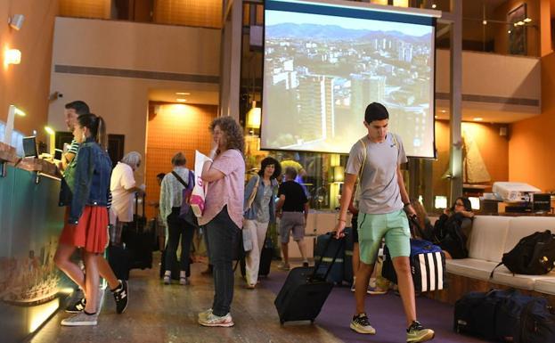 La Final Four dispara a 350 euros la noche en los hoteles bilbaínos