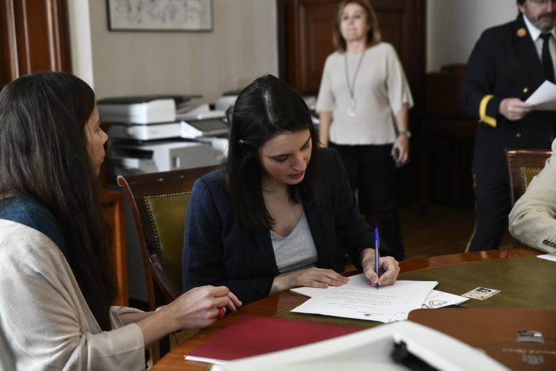Podemos tendrá la Vicepresidencia y la Secretaría primera de la Mesa del Congreso