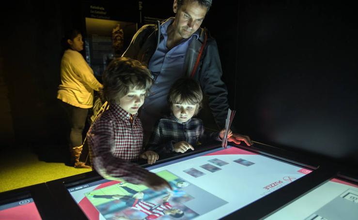Los museos vizcaínos celebran su día