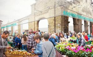 Garrastatxu promoverá el comercio local y dinamizará la plaza del mercado