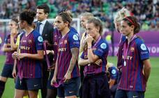 La primera Champions del fútbol español tendrá que esperar