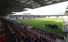 Las obras del campo de fútbol de Lasesarre le costarán a Barakaldo casi el doble de lo previsto