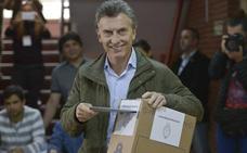 Cristina cede protagonismo para terminar con Macri