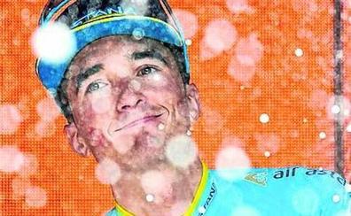 Pello Bilbao: «Es un triunfo inesperado y ahora iremos a por el Giro con 'Supermán'»