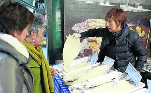 La Feria del Pescado, en femenino