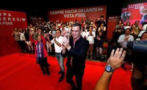 Sánchez: «Los candidatos de la derecha parecen estar en Supervivientes»