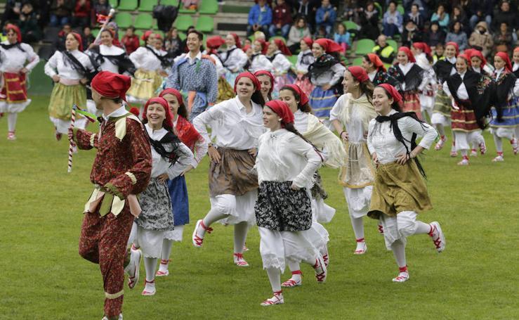 Dantzari Eguna en Sestao