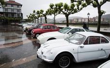 XII Concentración de vehículos clásicos en Plentzia
