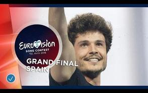 Actuación de Miki en Eurovision 2019: vídeo de la final