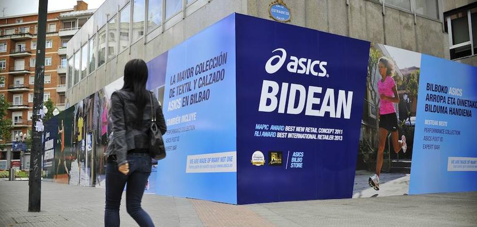 Asics, el gigante de las zapatillas de 'running', abandona Bilbao