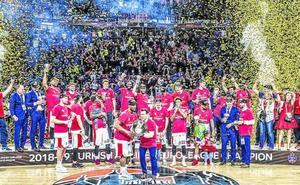 El CSKA atrapa otra vez la gloria europea