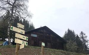Sorpresa entre los vecinos de 'Ternera' en los Alpes