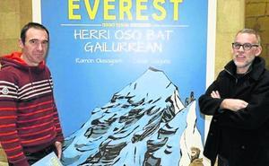 «Zabaletarekin batera, Euskal Herri osoak zapaldu zuen Everesteko gailurra»