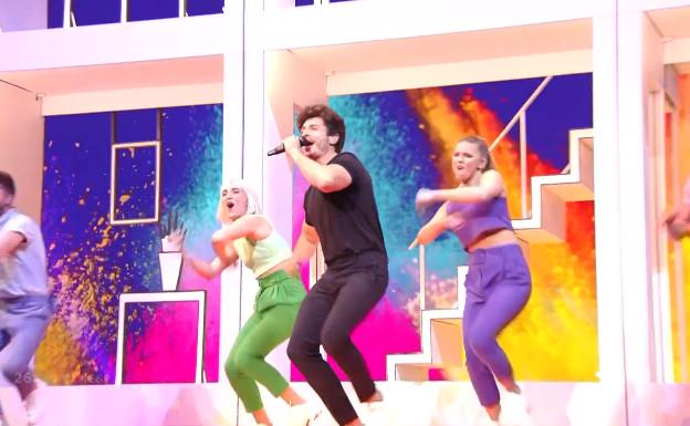 Se consuma la debacle de España en Eurovisión