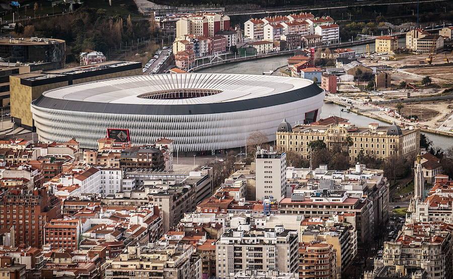 Las entradas para la Eurocopa en Bilbao costarán entre 50 y 225 euros