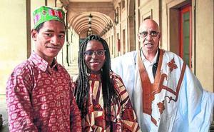 La cultura africana se acerca a Vitoria
