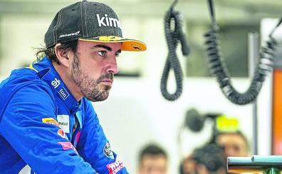 McLaren pide perdón a Fernando Alonso
