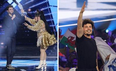 La música fue el refugio contra el acoso escolar del ganador de Eurovisión