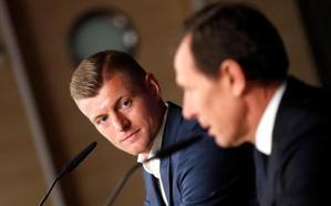 Kroos seguirá siendo uno de los pilares de Zidane