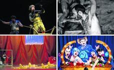 La danza, la lírica y el teatro infantil representan hoy a Euskadi en los Max