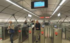 Un problema eléctrico entre las estaciones de Ariz y Basauri provoca retrasos en el metro