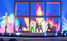 El bailarín de Otxarkoaga que ha puesto ritmo a Eurovisión