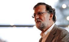 Rajoy acudirá el jueves a Vitoria para apoyar a Comerón y Oyarzábal
