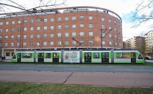Vitoria tendrá tranvías 'extralargos' desde otoño